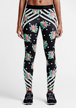 Nike Pro Midnight Floral