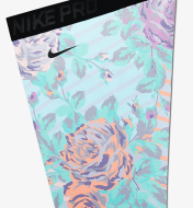 Nike Pro Floral Fade