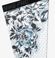 Nike Pro Floral Dot